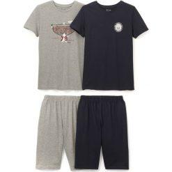 Odzież chłopięca: Wzorzysta piżama 10-16 lat (2-pak)