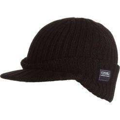 """Czapka beanie """"Sneezy"""" w kolorze czarnym. Czarne czapki męskie Ezekiel, z materiału. W wyprzedaży za 78,95 zł."""