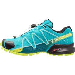 Salomon SPEEDCROSS 4 Obuwie do biegania Szlak bluebird. Niebieskie buty do biegania damskie Salomon, z gumy, salomon speedcross. Za 549,00 zł.