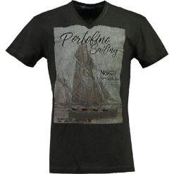 """T-shirty męskie z nadrukiem: Koszulka """"JeanPaul"""" w kolorze czarnym"""
