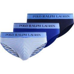 Polo Ralph Lauren 3 PACK Figi navy/blue. Niebieskie bokserki męskie Polo Ralph Lauren, z bawełny. Za 159,00 zł.