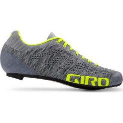 Buty sportowe męskie: GIRO Buty męskie EMPIRE E70 KNIT grey heather highlight yellow r. 41,5