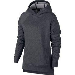 Bluzy sportowe damskie: bluza sportowa damska NIKE DRY HOODIE / 862756-071