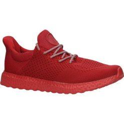Czerwone buty sportowe sznurowane Casu WH28-5. Czerwone halówki męskie marki Casu, na sznurówki. Za 69,99 zł.