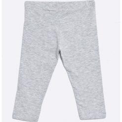 Blu Kids - Legginsy dziecięce 68-98 cm. Szare legginsy dziewczęce Blukids, z bawełny. W wyprzedaży za 9,90 zł.