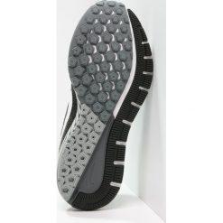Buty do biegania damskie: Nike Performance AIR ZOOM STRUCTURE 20 Obuwie do biegania Stabilność black/white/cool grey/pure platinum/wolf grey