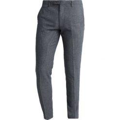 Cinque CIBRAVO SLIM FIT Spodnie materiałowe blue. Niebieskie rurki męskie Cinque, z bawełny. Za 419,00 zł.
