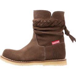Botki damskie lity: Shoesme Botki brown