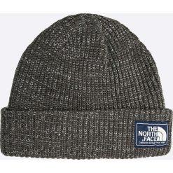 The North Face - Czapka Salty Dog. Czarne czapki zimowe męskie marki The North Face, na zimę, z bawełny. W wyprzedaży za 99,90 zł.