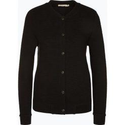 Bluzy damskie: ARMEDANGELS - Damska bluza rozpinana, czarny