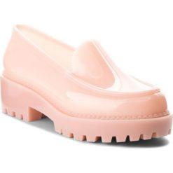 Creepersy damskie: Półbuty MELISSA – Panapana Ad 31990 Light Pink 01822