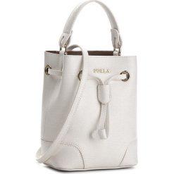Torebka FURLA - Stacy 884833 B BFG8 B30 Petalo. Białe torebki klasyczne damskie Furla, ze skóry. Za 925,00 zł.
