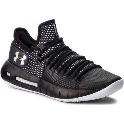 Buty UNDER ARMOUR - Ua Hovr Havoc Low 3020618-001 Blk. Czarne buty fitness męskie marki Under Armour, z materiału. W wyprzedaży za 349,00 zł.