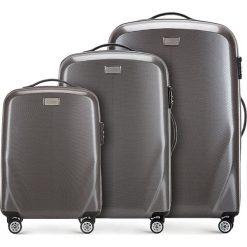 Walizki: 56-3P-57S-70 Zestaw walizek