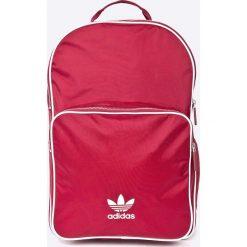 Adidas Originals - Plecak adicilor. Różowe plecaki męskie adidas Originals, z poliesteru. W wyprzedaży za 199,90 zł.