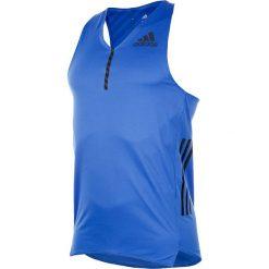 Koszulka do biegania męska ADIDAS ADIZERO SINGLET / S98013. Niebieskie t-shirty męskie Adidas, m, do biegania. Za 159,00 zł.