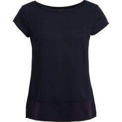T-shirty damskie: comma Tshirt z nadrukiem tinte