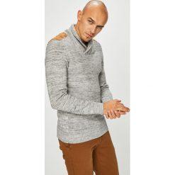 Medicine - Sweter Scottish Modernity. Szare swetry klasyczne męskie marki MEDICINE, l, z bawełny. Za 149,90 zł.