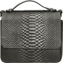 Torebka - 90-8824-M P C. Szare torebki klasyczne damskie Venezia, ze skóry. Za 249,00 zł.