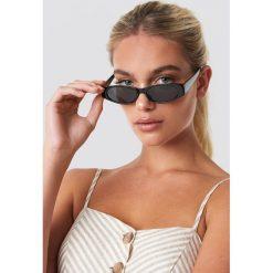 Okulary przeciwsłoneczne damskie aviatory: MANGO Okulary przeciwsłoneczne Max - Black
