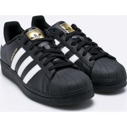 Buty skate męskie: adidas Originals - Buty Superstar Foundation