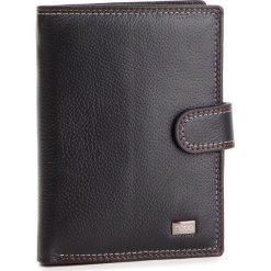 Duży Portfel Męski NOBO - NPUR-MG0050-C020 Czarny. Czarne portfele męskie Nobo, ze skóry. W wyprzedaży za 149,00 zł.