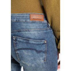 Freeman T. Porter Jeansy Slim Fit nalibu. Niebieskie jeansy damskie marki Freeman T. Porter. W wyprzedaży za 169,50 zł.