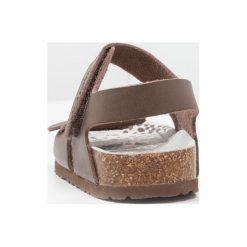 Kickers MAGINATION Sandały marron. Niebieskie sandały męskie skórzane marki Kickers, na sznurówki. Za 249,00 zł.
