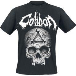 Caliban Moonskull T-Shirt czarny. Czarne t-shirty męskie Caliban, s. Za 74,90 zł.