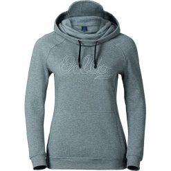 """Swetry klasyczne męskie: Sweter """"Spot -On Cowl"""" w kolorze szarym"""