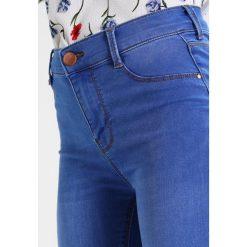 Boyfriendy damskie: Dorothy Perkins Petite FRANKIE Jeans Skinny Fit bright blue