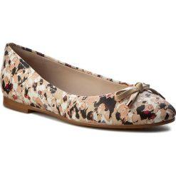 Baleriny damskie lakierowane: Baleriny CLARKS – Grace Lily 261258644 Floral Camo