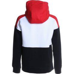 Bejsbolówki męskie: Nike Performance AIR HOODIE Bluza z kapturem white/black/university red/white