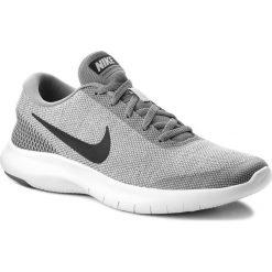Buty NIKE - Flex Experience Rn 7 908985 011 Wolf Grey/Black/Cool Grey. Szare buty do biegania męskie marki Nike, z materiału, nike flex. W wyprzedaży za 229,00 zł.