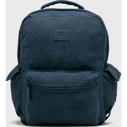 Caterpillar - Plecak Square. Czarne plecaki męskie marki Caterpillar, z poliesteru. W wyprzedaży za 179,90 zł.