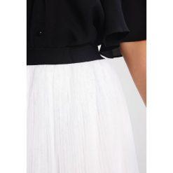 Spódniczki trapezowe: Navy London Spódnica trapezowa white