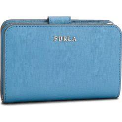 Duży Portfel Damski FURLA - Babylon 962979 P PR85 B30  Veronica e. Niebieskie portfele damskie Furla, ze skóry. W wyprzedaży za 499,00 zł.