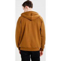 Carhartt WIP Bluza rozpinana hamilton brown. Brązowe bluzy męskie rozpinane marki Carhartt WIP, m, z bawełny. W wyprzedaży za 405,30 zł.