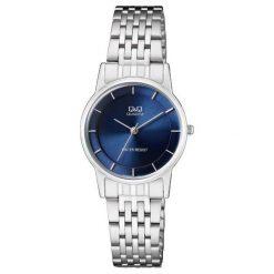 Zegarek Q&Q Damski Klasyczny QA57-202 srebrny. Szare zegarki damskie Q&Q, srebrne. Za 102,20 zł.