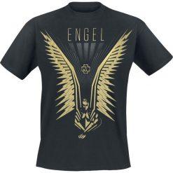 T-shirty męskie z nadrukiem: Rammstein Wings T-Shirt czarny