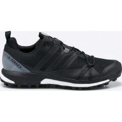 Adidas Performance - Buty Terrex Agravic. Czarne buty trekkingowe męskie adidas Performance, z materiału, na sznurówki, outdoorowe. W wyprzedaży za 439,90 zł.