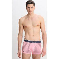 Bokserki męskie: Lacoste TRUNK 2 PACK Panty red/white