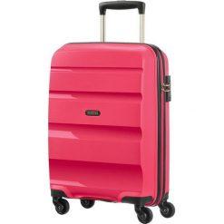 Walizka kabinowa BON AIR 55 cm róż azalia (85A-40-001). Czerwone walizki marki Samsonite. Za 314,22 zł.