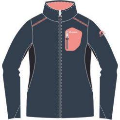 ELBRUS Bluza damska  Mankana Wo's Midnight Navy/ Fluo Peach r. L. Niebieskie bluzy sportowe damskie marki ELBRUS, l. Za 149,78 zł.