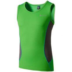 Odlo Koszulka męska Singlet CHIP zielona r. XXL (346582). Zielone koszulki sportowe męskie marki Odlo, m. Za 169,95 zł.