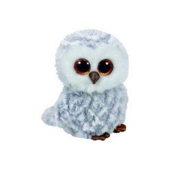 Maskotka TY INC Beanie Boos Owlette - Biała Sowa 15 cm 37201. Białe przytulanki i maskotki marki TY INC. Za 19,99 zł.