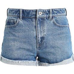 Bermudy damskie: Miss Sixty LAMPO Szorty jeansowe blue denim