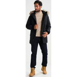 Płaszcze męskie: Schott NYC Płaszcz zimowy black