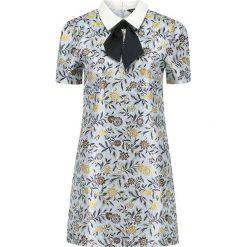 Sister Jane WATER TRUCE RABBIT DRESS Sukienka letnia multicoloured. Szare sukienki letnie Sister Jane, s, z materiału. Za 349,00 zł.