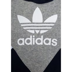 Bluzy chłopięce: adidas Originals HOODIE Bluza z kapturem collegiate navy/medium grey heather/white